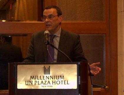 """Caraballo participa en el Open Working Group de ONU para """"dar seguimiento"""" a la agenda de desarrollo post-2015"""