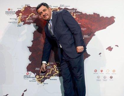 Presentada la Vuelta Ciclista a España en Cádiz