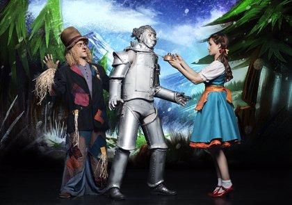 """Teatro Zorrilla de Valladolid albergará un 'Mago de Oz' """"como nunca"""", con toques """"modernos"""" y en versión musical"""