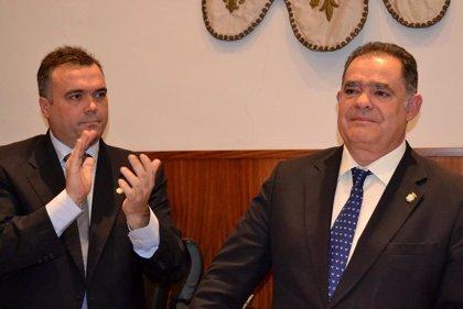Lagares (PP) abandona la Alcaldía de La Palma y será sustituido por Manuel García, actual teniente de alcalde