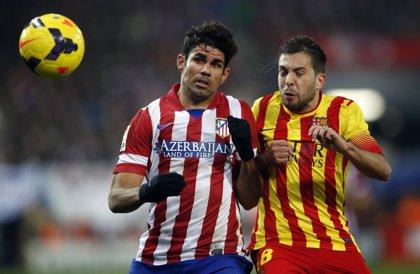 Crónica del FC Barcelona - Atlético de Madrid, 0-0