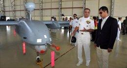El primer 'drone' de Ecuador