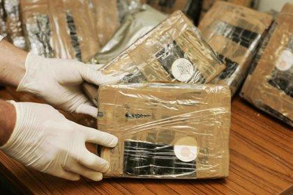 Incautan 500 kilos de cocaína en una avioneta procedente de Venezuela