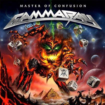 Gamma Ray actuarán en Barcelona, Madrid y Pamplona en el mes de abril