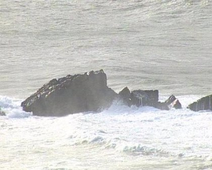 Activado el aviso por olas de hasta 4 metros