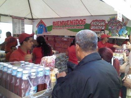 Venezuela.- Cuatro comerciantes detenidos por posesión ilegal de alimentos suministrados por el Gobierno