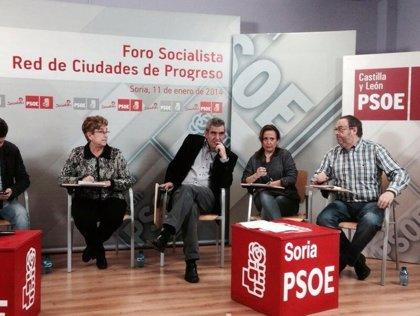 Jorge Mori y Pilar Ferrero participan en 'Red de Ciudades de Progreso'