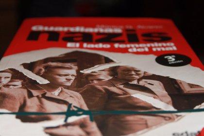 La presentación de 'Guardianas nazis', el sábado en Mojados