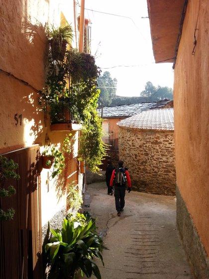 La II Ruta 'Valle del Esperabán' mostrará el entorno natural de Las Hurdes