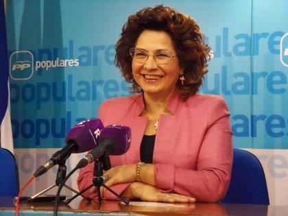 """PP : Cuando PSOE no tiene datos pasa """"a la descalificación"""""""