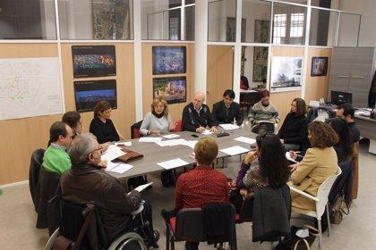 La mesa de Integración Social de Almería Urban trabaja ya en los proyectos para 2014 en el Casco Histórico