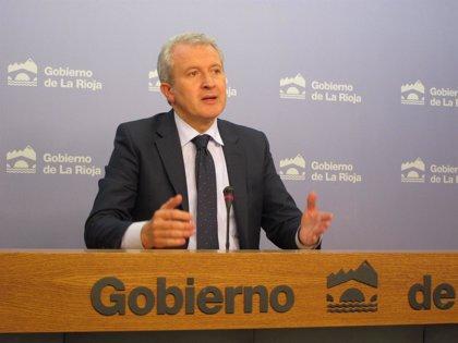 Emilio del Río participa en la reunión de consejeros de presidencia que preside Mª Dolores de Cospedal