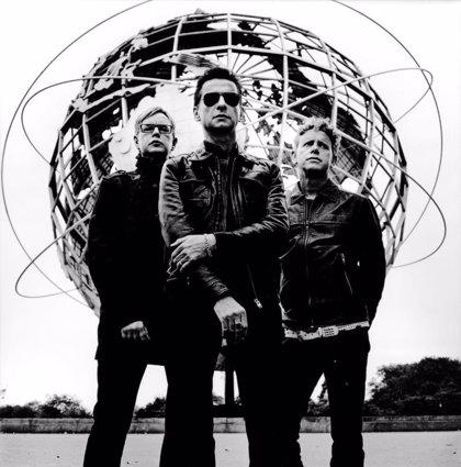 Depeche Mode llegan a España para presentar en directo 'Delta machine'