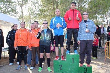 Un total de 128 corredores en el Cross de San Antón