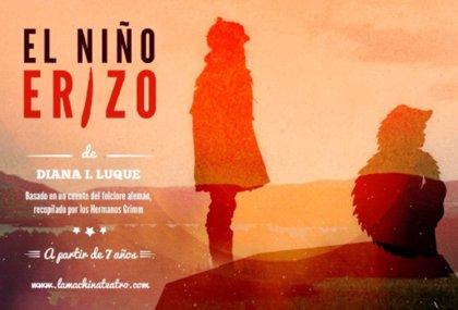 La Machina estrenará 'El niño erizo' el 25 de enero en el Palacio de Festivales
