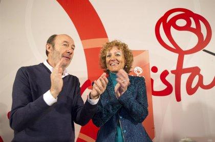 """Díaz Tezanos pide """"ilusión, esfuerzo y trabajo"""" porque PSOE es """"el futuro"""""""