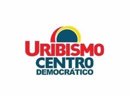 Logotipo del partido político del ex presidente colombiano Álvaro Uribe