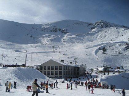 Valdezcaray prevé abrir este lunes veintidós pistas de esquí en 17,9 kilómetros esquiables
