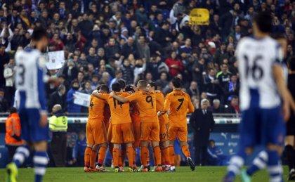 Crónica del Espanyol - Real Madrid, 0-1