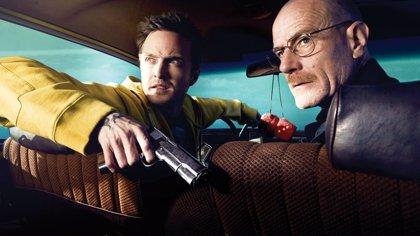 'Breaking Bad' recibe sus primeros Globos de Oro