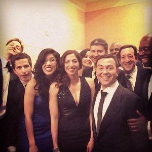 Brooklyn Nine-Nine #GoldenGlobes