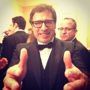 David O. Russell #GoldenGlobes