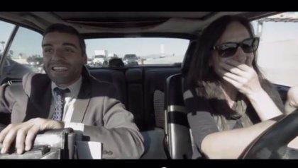 Oscar Isaac protagoniza un vídeo de Trentemoller
