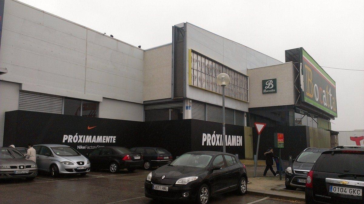 Entrada diario Establecer  Nike abrirá su tienda más grande en España en Alcorcón a finales del mes de  febrero