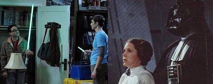 'The Big Bang Theory' ficha a los protagonistas de 'Star Wars'