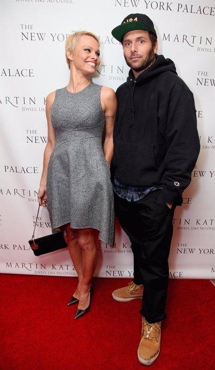 Pamela Anderson, segundo 'sí quiero' con Rick Salomon