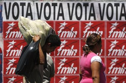 Candidato derechista lidera encuesta de intención de voto de cara a las elecciones en El Salvador