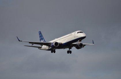 EEUU.- JetBlue transporta 35,8 millones de pasajeros en 2013, un 6,8% más que en 2012