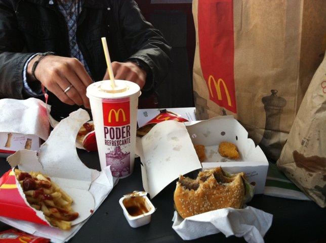 Comida Rápida, Fast Food