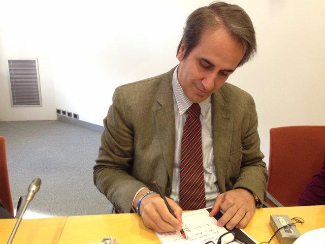 El catedrático de Ciencia Política y de la Adm. De la UPF Mariano Torcal