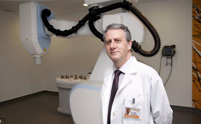Dr. Luis Lorenzana, neurocirujano del Grupo IMO