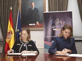 Adif promocionará el Centenario del Greco en estaciones y Renfe ofrecerá descuentos a asistentes a congresos
