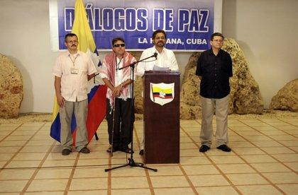 """FARC proponen """"sustituir el uso ilícito"""" de cultivos coca o marihuana"""