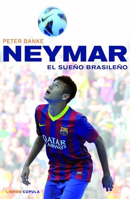 Sale a la venta la biografía de Neymar escrita por Peter Banke
