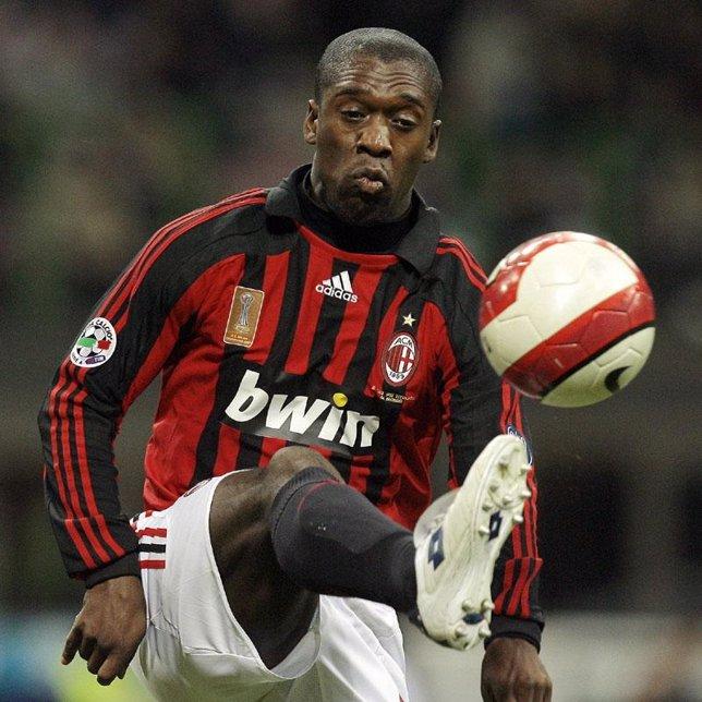Recurso de Clarence Seedorf (Milan)