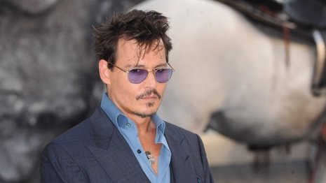 Johnny Depp podría estar negociando con Marvel