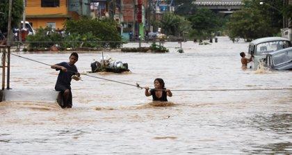 Aumenta a diez el número de muertos por la lluvia en Sao Paulo