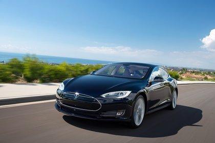 Tesla se dispara en bolsa tras anunciar ventas por encima de lo previsto