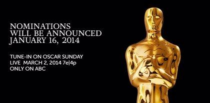 Los Oscar eligen a sus candidatos para su edición de 2014