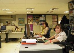 ONCE y su Fundación crean 7.100 empleos para personas con discapacidad en 2013