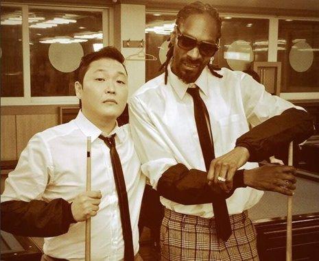 Snoop Dogg y Psy rodarán un videoclip juntos