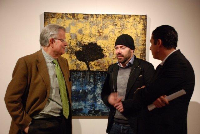 Jordi Forniés expone su 'paisaje condicionado' en el Centro del Carmen
