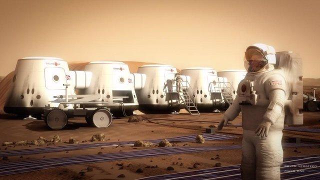 Mars One ofrece enviar mensajes al planeta rojo a 95 dólares en 2018