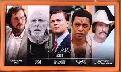 ¿Quién ganará el Oscar a la mejor interpretación?