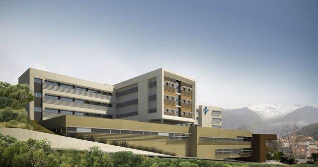 Nuevo Hospital del grupo Vithas en Granada