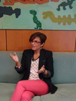 Elena Máñez, Directora Del Instituto Canario De Igualdad